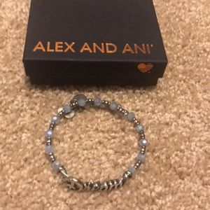 Disney Alex and Ani Dream wrap bracelet